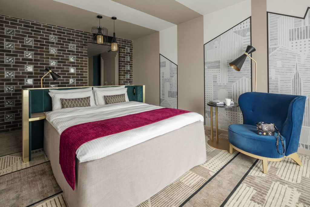 Hotel Mercure Kaliningrad: A tale of magical hospitality design