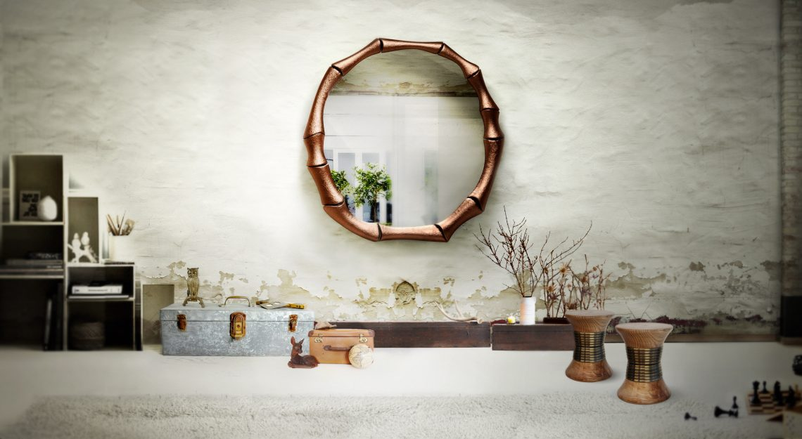 round mirrorsRound Mirrors: Find Out Extraordinary Pieces to Highlight your Housebrabbu ambience press 10 HR 1140x625
