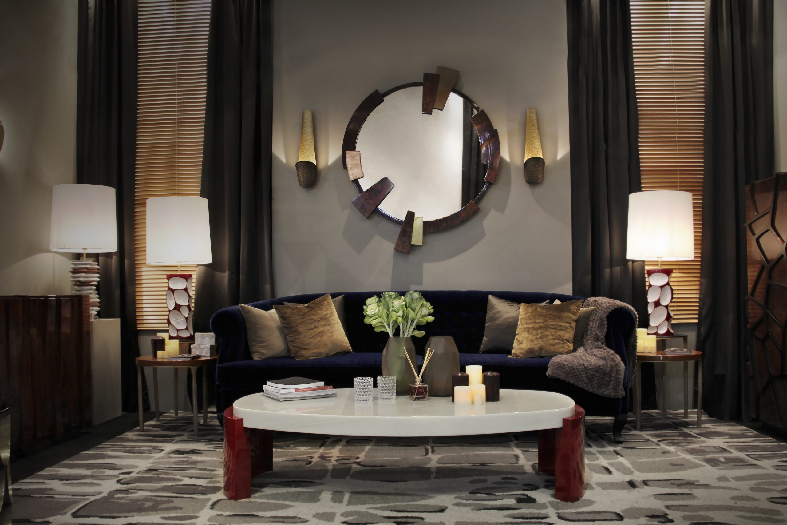 Round Mirrors: Find Out Extraordinary Pieces to Highlight your House round mirrorsRound Mirrors: Find Out Extraordinary Pieces to Highlight your Housebrabbu ambience press 18 HR scaled