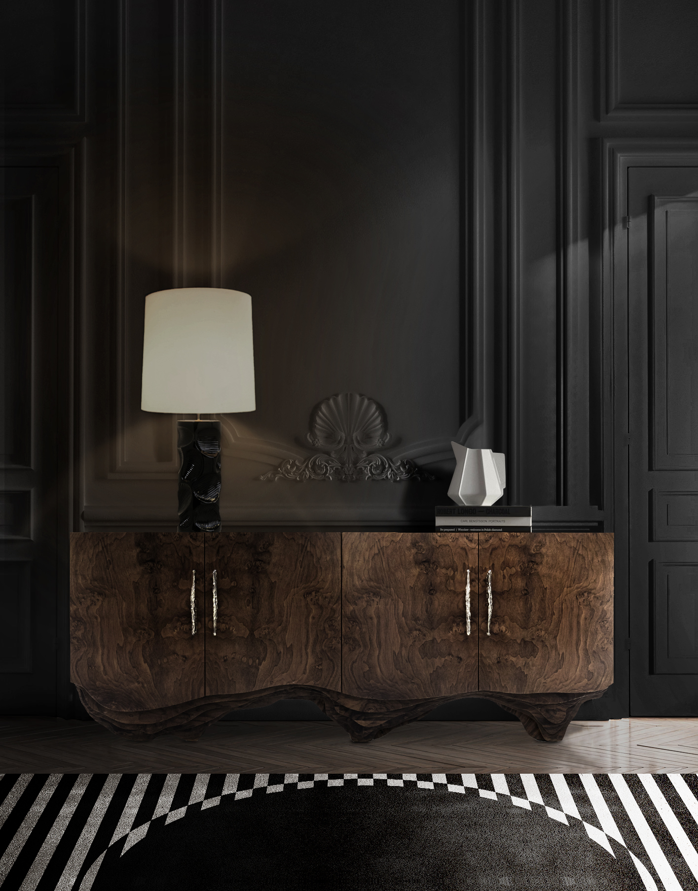 BRABBU Sideboards to Upgrade Your Home Decor
