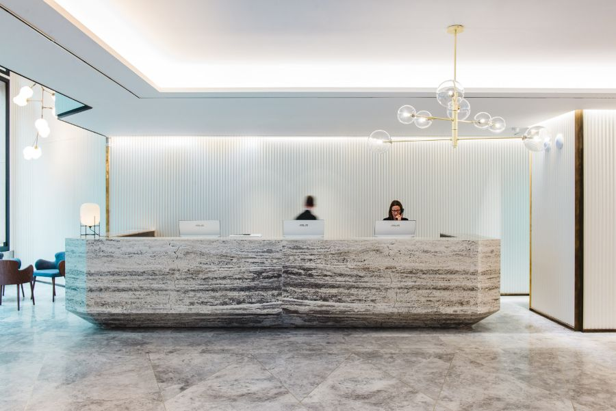 Gallery Hotel Barcelona: A Project by Martínez Otero Contract