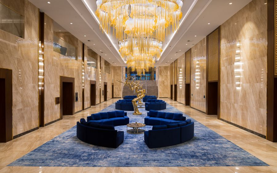 Hilton Hotel: The Reflection of Cultural Heritage hilton hotelHilton Hotel: The Reflection of Cultural HeritageHilton Hotel The Mesmerising Hidden Gem in Astana Kazakhstan 2