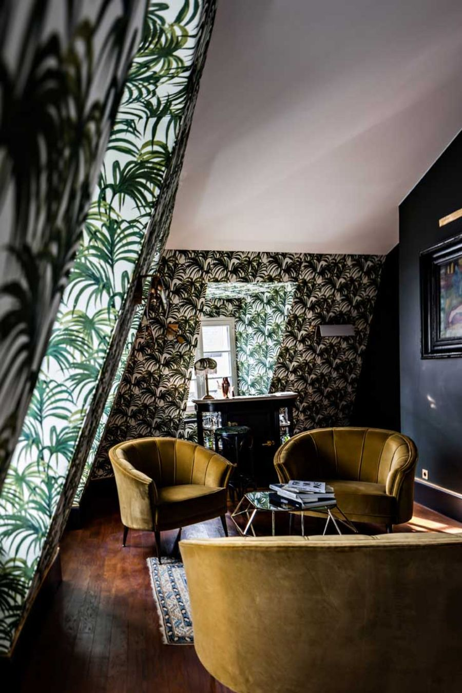 Hotel Providence - The Real Parisian Experience hotel providenceHotel Providence – The Real Parisian ExperienceHotel Providence Paris A Modern Contemporary Gorgeous Boutique Hotel 12