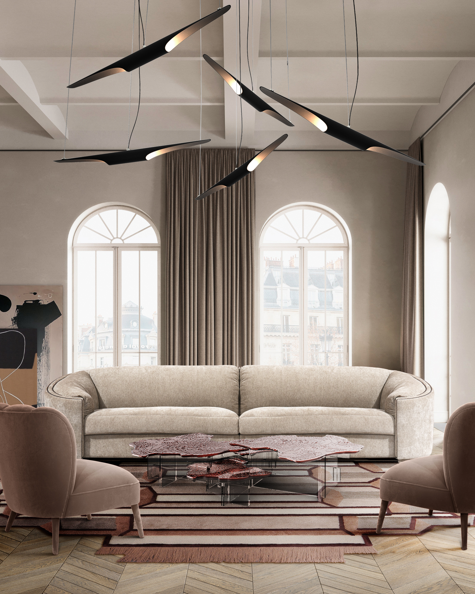 Incredible Sofas for Outstanding Living Rooms incredible sofasIncredible Sofas for Outstanding Living RoomsBB wales XL monet center coltrane Lucy rug