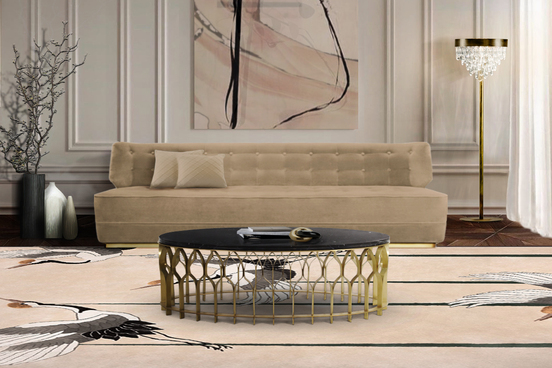 incredible sofasIncredible Sofas for Outstanding Living RoomsBB george sofa mecca center table horus suspension light 2