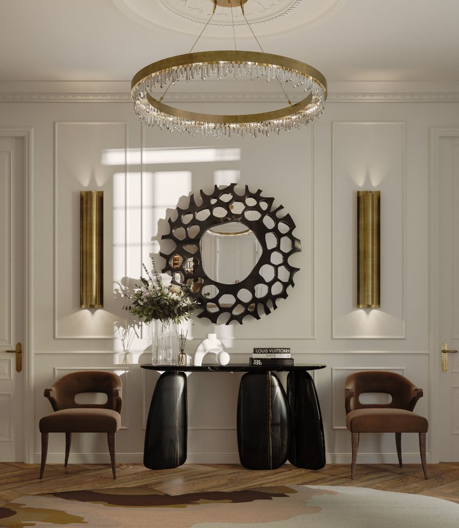 The Eternel Apartment with a Contemporary and Classic Design the eternel apartmentThe Eternel Apartment with a Contemporary and Classic DesignThe Eternel Parisian Apartment Mixing Classic and Contemporary Design 1