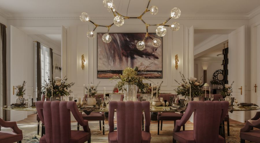 The Eternel Apartment with a Contemporary and Classic Design the eternel apartmentThe Eternel Apartment with a Contemporary and Classic DesignThe Eternel Parisian Apartment Mixing Classic and Contemporary Design 4