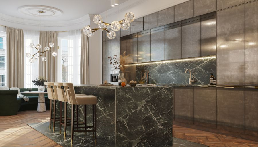 The Eternel Apartment with a Contemporary and Classic Design the eternel apartmentThe Eternel Apartment with a Contemporary and Classic DesignThe Eternel Parisian Apartment Mixing Classic and Contemporary Design 5