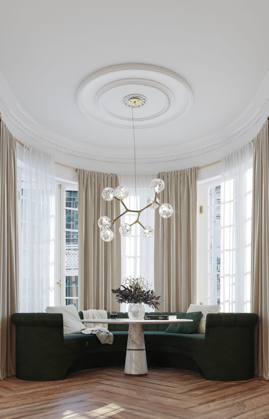 The Eternel Apartment with a Contemporary and Classic Design the eternel apartmentThe Eternel Apartment with a Contemporary and Classic DesignThe Eternel Parisian Apartment Mixing Classic and Contemporary Design 6