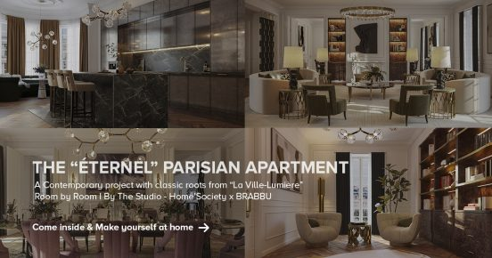 the eternel apartmentThe Eternel Apartment with a Contemporary and Classic Designfacebook e linkdin 552x290
