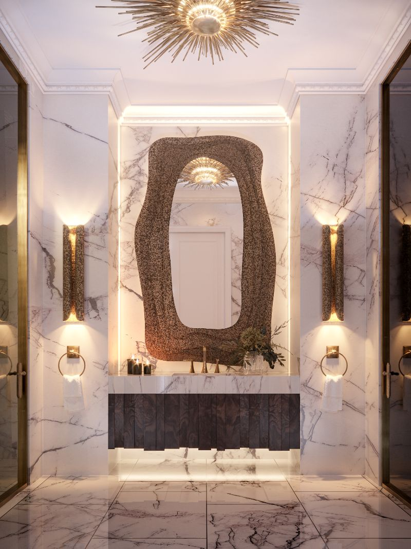 Powder Room: The Place To Commemorate Individual Beauty