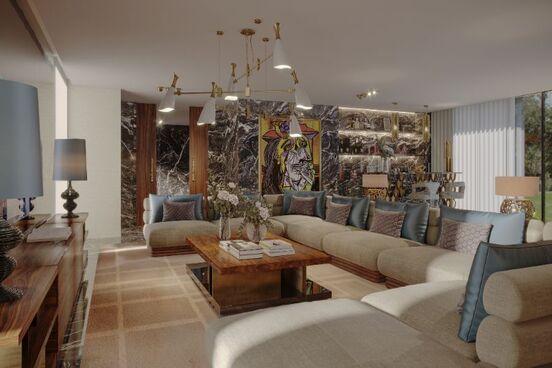la fincaThe Untamed La Finca Home in MadridLa Finca The Untamed Modern Contemporary Artful Home in Madrid 3 1