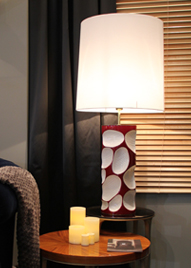 Amik Table Lamp by BRABBU