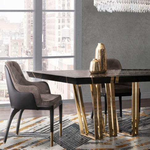 Brabbu Design Forces Contemporary, Olinde 8217 S Dining Room Furniture Sets