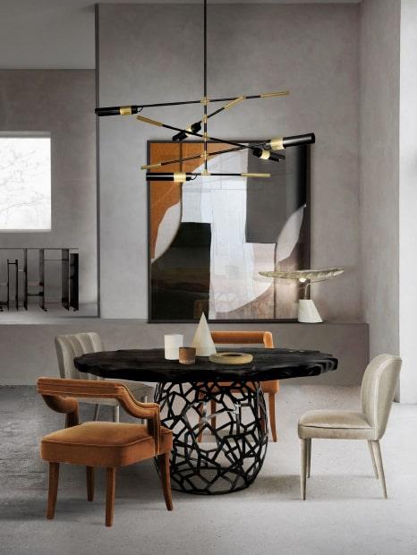 Inspiration Ideas Brabbu Design Forces, Olinde 8217 S Dining Room Furniture Sets