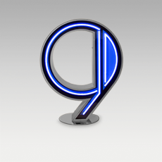9 Number from Graphic Collection by DelightFULL