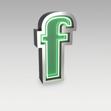 F Letter from Graphic Collection by DelightFULL