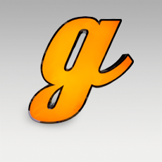 G Letter from Graphic Collection by DelightFULL