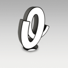 O Letter from Graphic Collection by DelightFULL