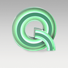 Q Letter from Graphic Collection by DelightFULL