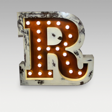 R Letter from Graphic Collection by DelightFULL