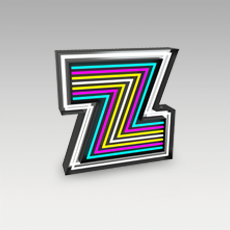 Z Letter from Graphic Collection by DelightFULL