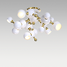 ATOMIC Ceiling Lamp by DelightFULL