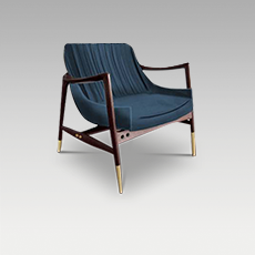 CAETANO Armchair by DelightFULL