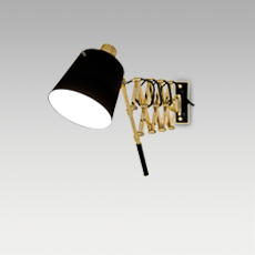 PASTORIUS Wall Lamp by DelightFULL