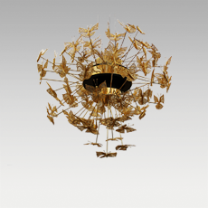 NYMPH Chandelier Lamp by KOKET