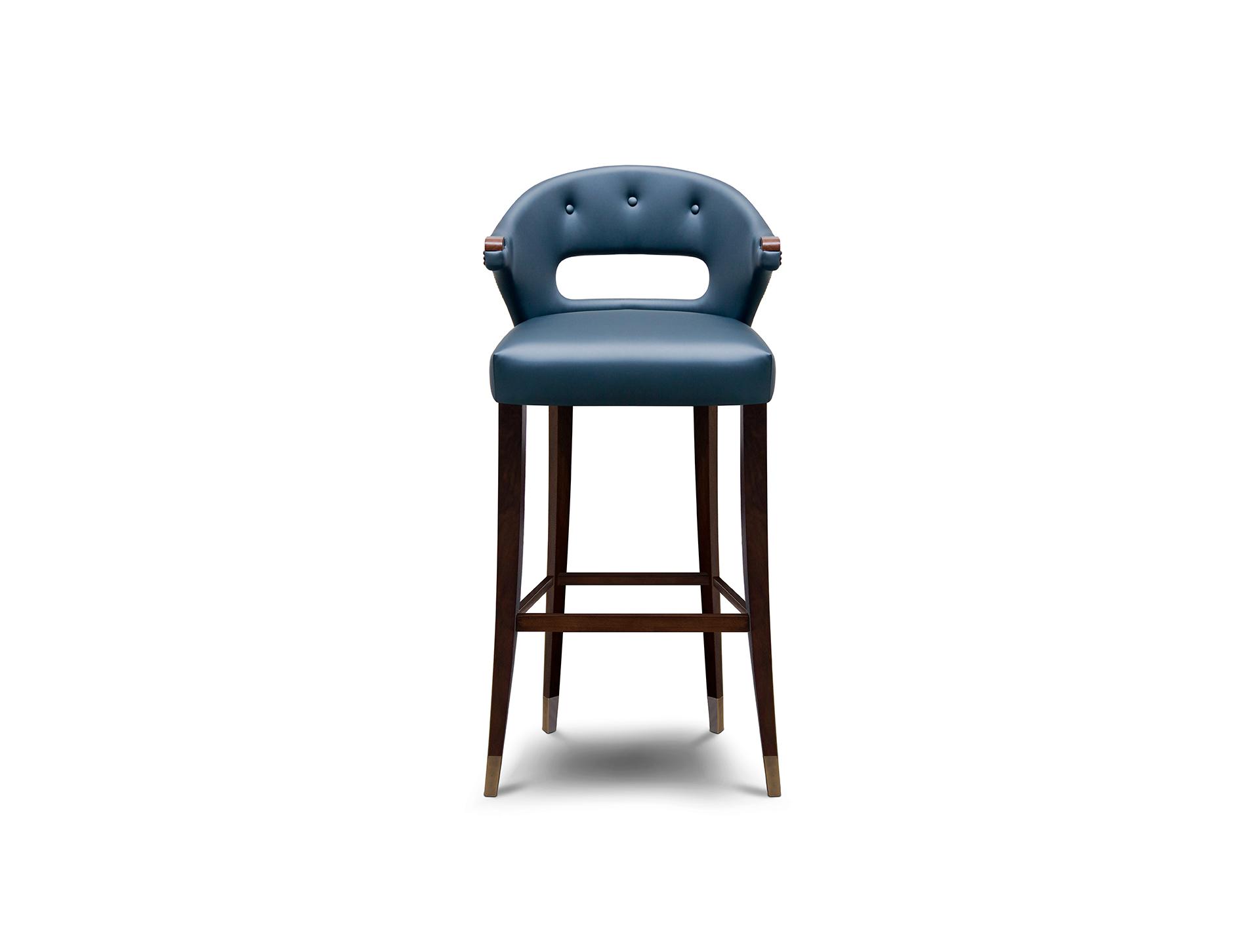 Nanook modern bar chair by brabbu - Chaise avec accoudoir but ...