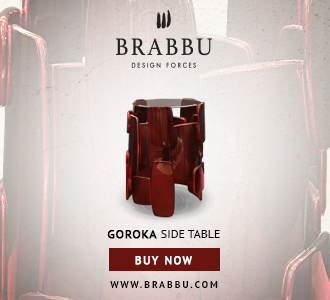 Goroka Side Table  Dining and Living Room bb 330