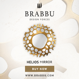 Helios Mirror bathroom furniture Newsletter bb 300