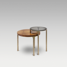 LURAY Side Table by BRABBU