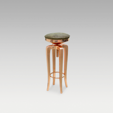 MOHAWK Stool by BRABBU