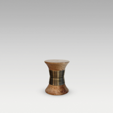 PADAUNG Stool by BRABBU