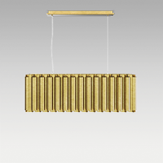 AURUM SUSPENSION LIGHT by BRABBU