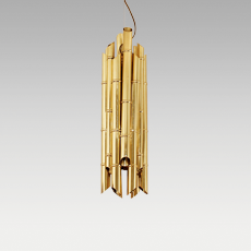 SAKI PENDANT LIGHT by BRABBU