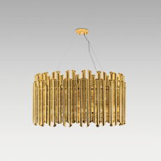 SAKI SUSPENSION LIGHT by BRABBU