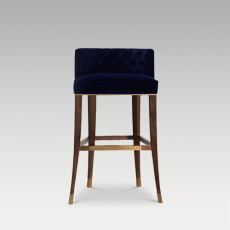 BOURBON BAR CHAIR by BRABBU