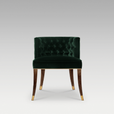 DALYAN DINING CHAIR by BRABBU