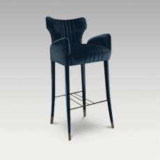 DAVIS BAR CHAIR by BRABBU
