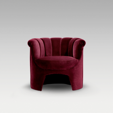 HERA ARMCHAIR by BRABBU