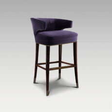 IBIS BAR CHAIR by BRABBU