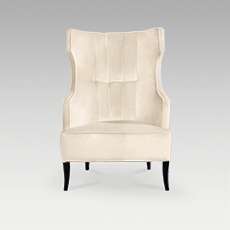 INCA ARMCHAIR by BRABBU