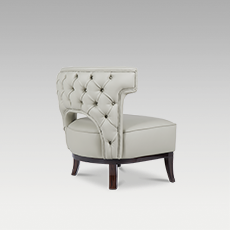 KANSAS ARMCHAIR by BRABBU