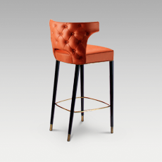 KANSAS BAR CHAIR by BRABBU
