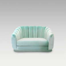 OREAS SINGLE SOFA by BRABBU
