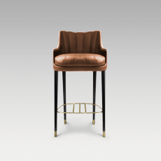 PLUM BAR CHAIR by BRABBU