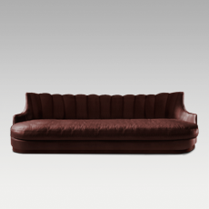 PLUM SOFA by BRABBU